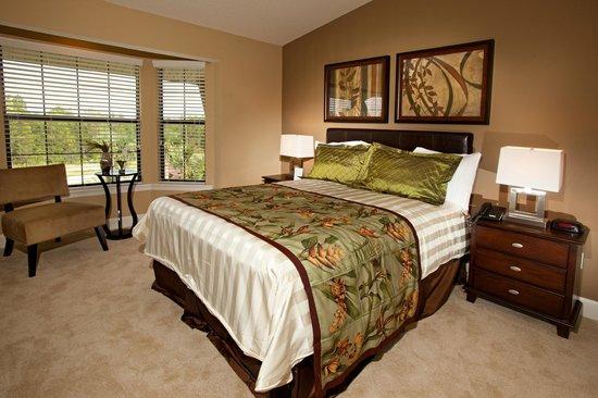 Bedroom at Damai Resort Orlando
