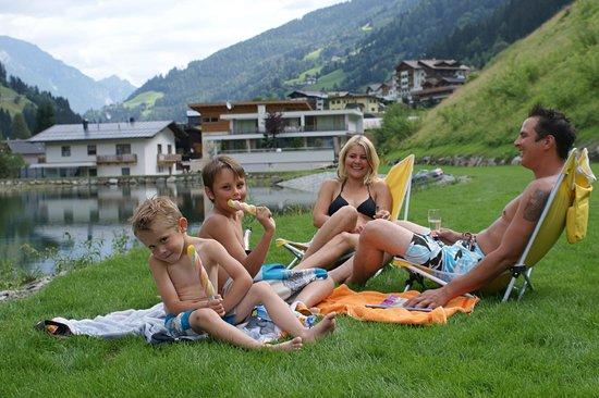 Hotel Lenz: Wasserpark See