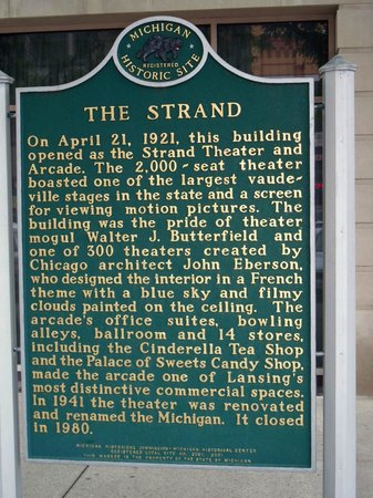 The Strand/Theater District