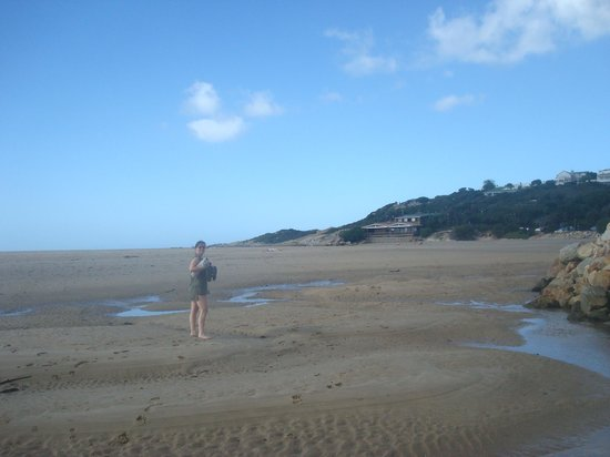Milkwood Manor on Sea: Beautiful beach