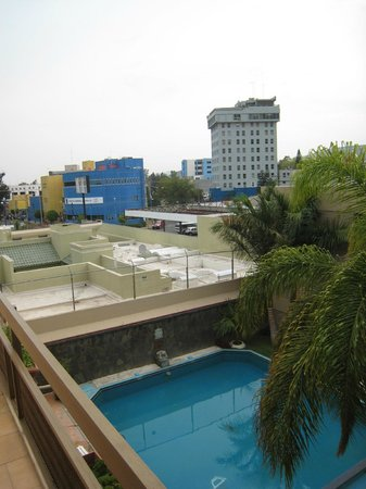 BEST WESTERN PLUS Plaza Florida & Tower: Vista exterior