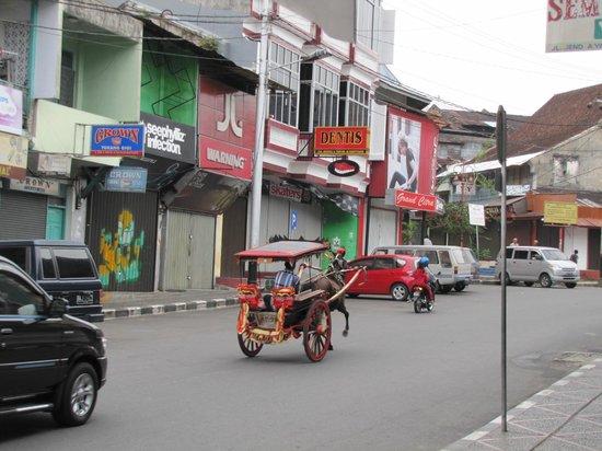 Hotel Grand Kartini : Around hotel