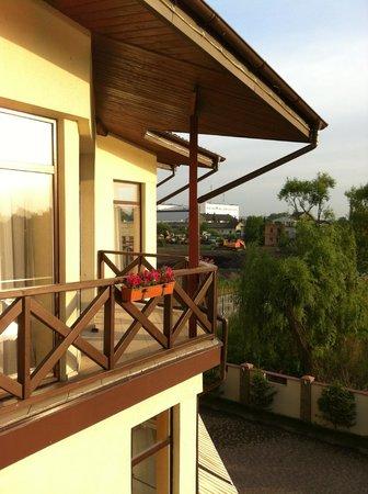 Reikartz Park Hotel Ivano-Frankivsk: From 3rd floor
