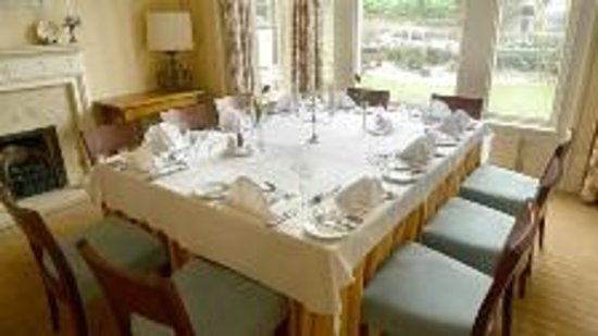 Restaurant at Ascot House: Private Dining