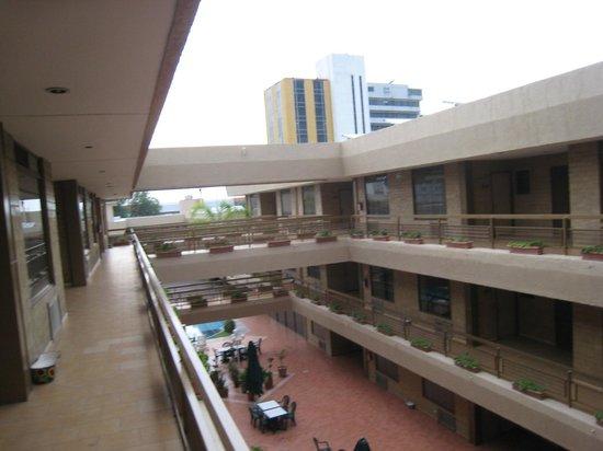 BEST WESTERN PLUS Plaza Florida & Tower: Area de negocios externa