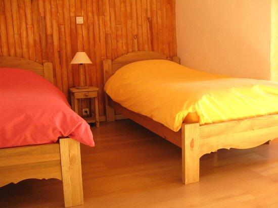 Hotel d'Izoard : Lits comfortables
