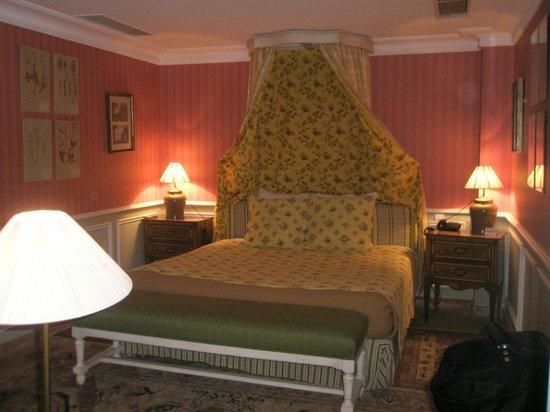 Bastide du Cours : Bedroom
