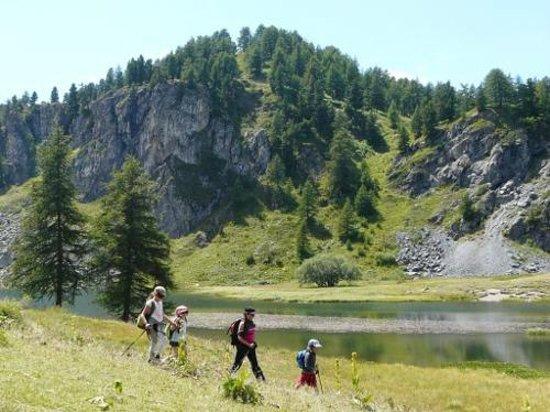 Hotel d'Izoard : Randonnées en montagne