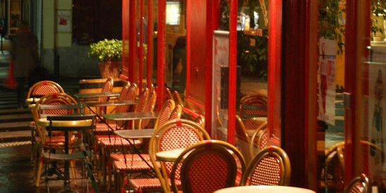 la terrasse du bon coin picture of au bon coin paris tripadvisor. Black Bedroom Furniture Sets. Home Design Ideas