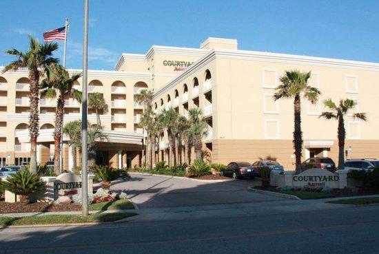 Courtyard By Marriott Jacksonville Beach Oceanfront In Florida