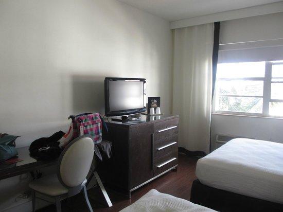 Dorchester Hotel: chambre