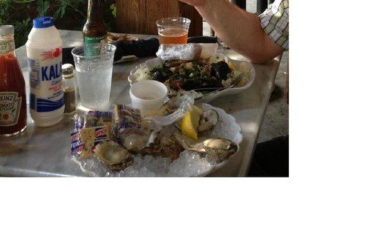 Fish Market Restaurant: Lunch