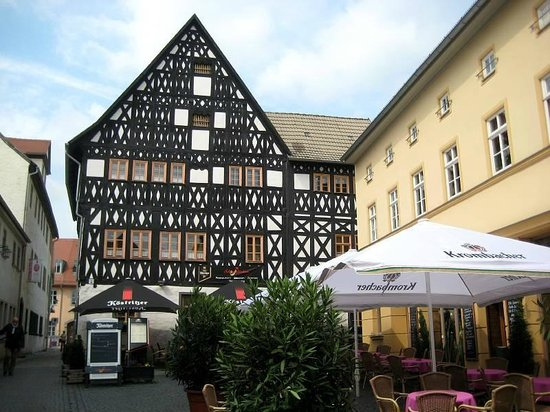 Koestritzer Schwarzbierhaus Weimar