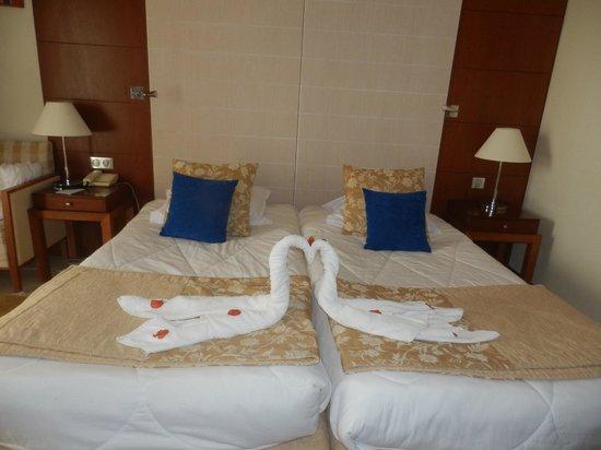 Hotel Le Royal Hammamet : Наш номер