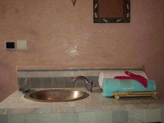 Dar Al Aafia: Salle de bains