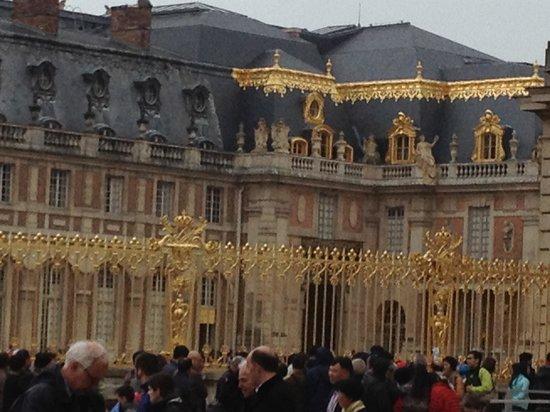 City Wonders : Versailles Gates