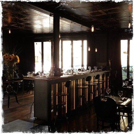Jolie photo de restaurant le garage deauville for Restaurant le garage deauville