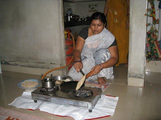 Vandana Dubey Cooking Class