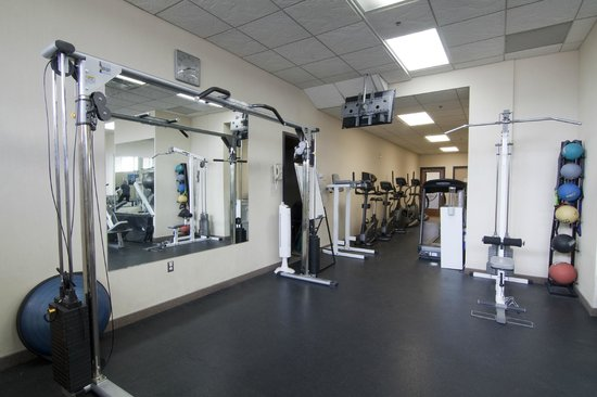 Clarion Hotel Winnipeg: Fitness Centre