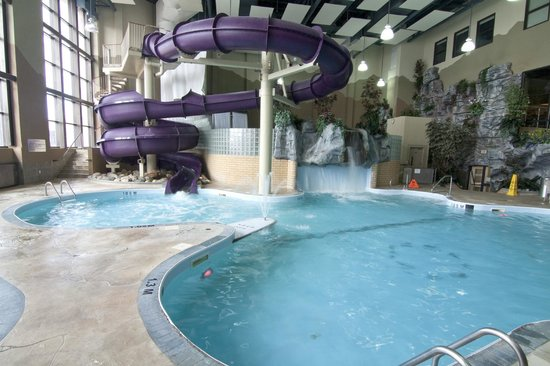 Clarion Hotel Winnipeg: Family Water Park