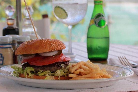 La Veranda: Veranda Hamburger
