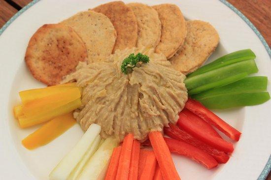 La Veranda: Veranda Hummus