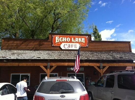 Echo Lake Cafe: echo lake