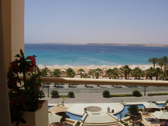 Premier Romance Boutique Hotel and Spa : View from our room