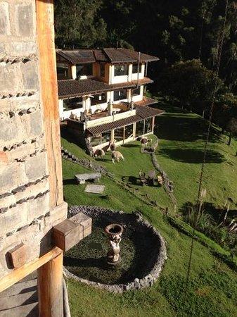 Hacienda Rumiloma: hermoso ambiente, espectacular atención, deliciosa comida, habitaciones espectaculares