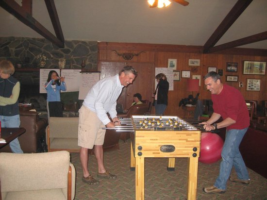 Rankin Ranch: Recreation Room with Games