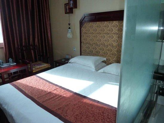 Pai Hotel Zhongwei Gulou: Room, Jinjiang Hotel Zhongwei