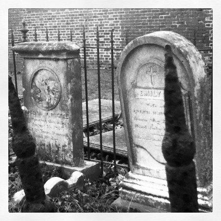 Rehobeth, MD: Coventry parish graves
