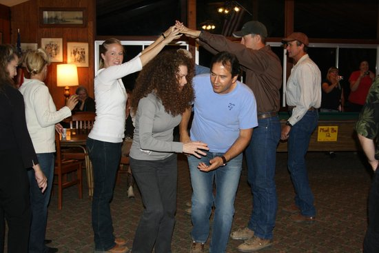 Rankin Ranch: Square Dancing