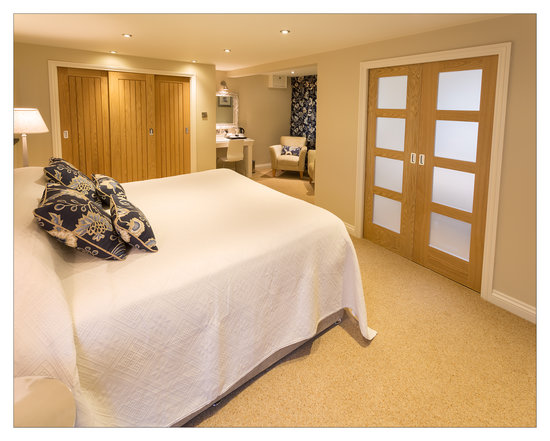 The Old Rectory Hotel: The Brand New Arlington Suite