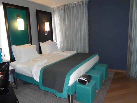 Hotel Bassano: quarto espacoso