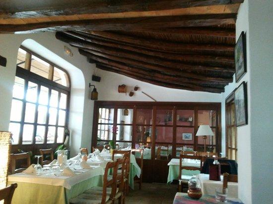 Restaurante Ca Na Ribes: Comedor