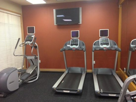 Homewood Suites by Hilton Vancouver-Portland: Cardio Equipment