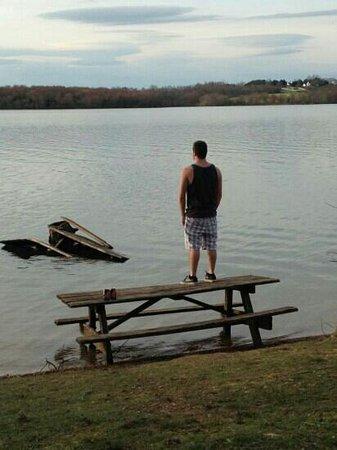 Codorus State Park: At the marina