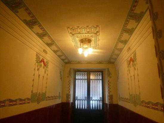 "Hostel Praha-Prague""s Heaven: entry way in building"