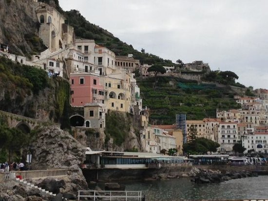 Astarita Car Service Sorrento: Loved Positano!