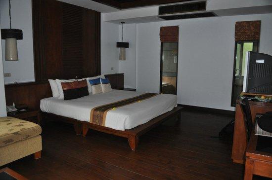 Railay Village Resort: Deluxe double