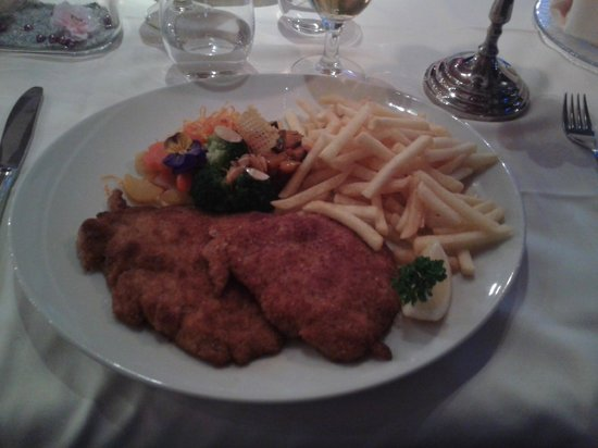 Hotel - Restaurant Seegarten: Plato 2
