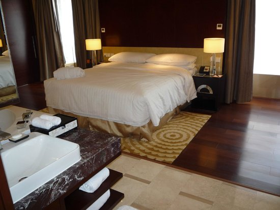 The Imperial Mansion, Beijing Marriott Executive Apartments: Bedroom