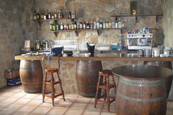 Vinedos y Bodegas El Castillo: bar