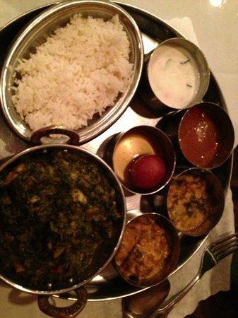Masala Indian Cuisine: Add a caption