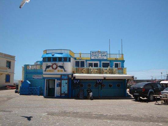 Sam's Restaurant : Chez SAM