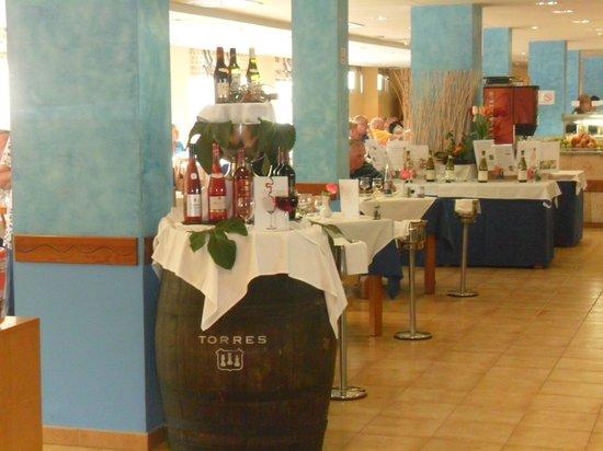 H10 Playas de Mallorca: Hotel Restaurant