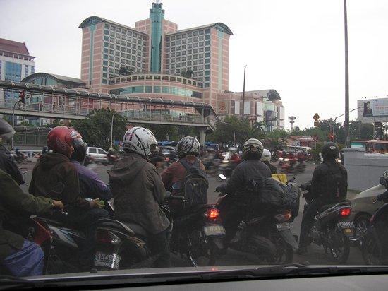 Hotel Ciputra Jakarta: HOTEL