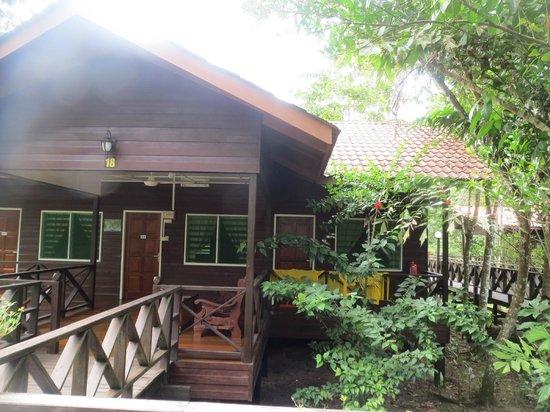 Kinabatangan Riverside Lodge: Lodge