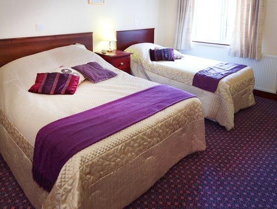 Appleby Inn Hotel: Twin Room